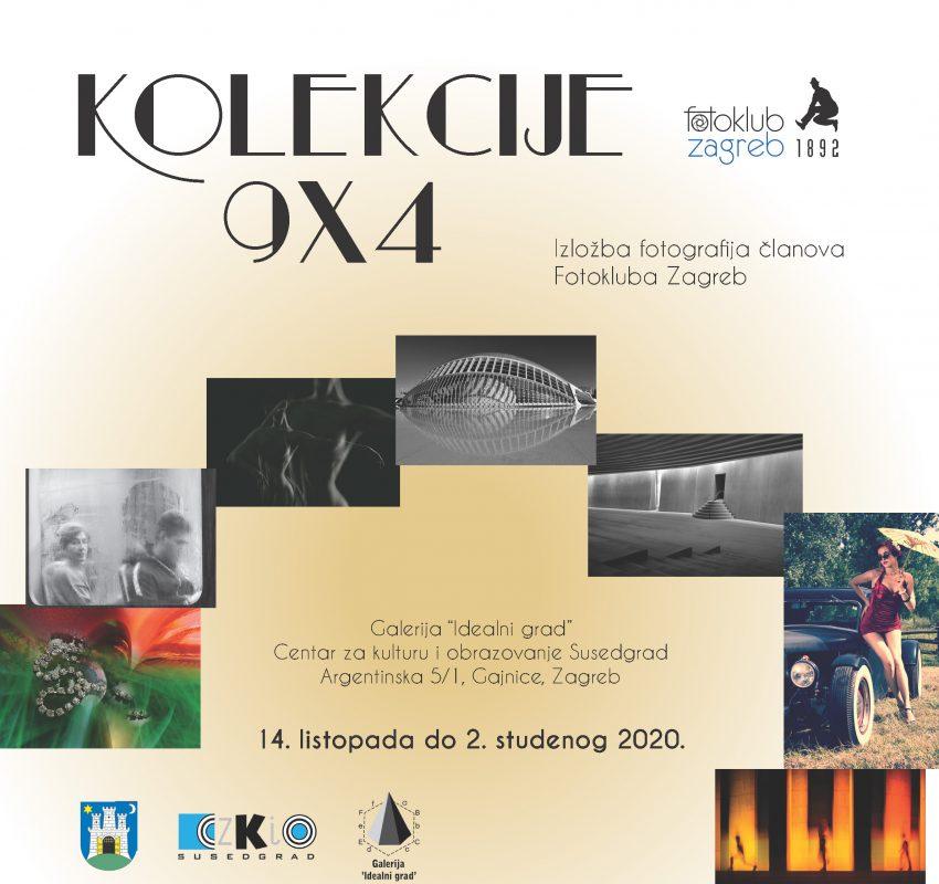 """Izložba """"Kolekcije 9×4"""""""